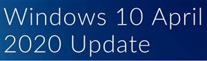 Cập nhật Windows 10 Apr 2020 Update có gì mới?