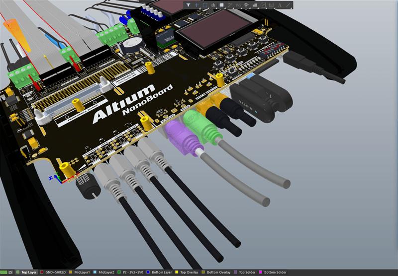 Xuất file Gerber từ phần mềm thiết kế mạch in Altium Designer