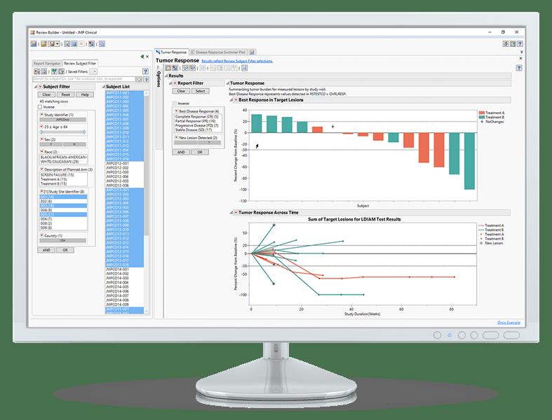 Giưới thiệu phần mềm bản quyền JMP® Clinical