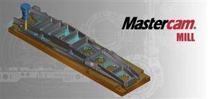 Các Tính năng mớii phần mềm MasterCAM Mill 2021 (Phần 1)