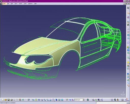 Ứng dụng CATIA trong thiết kế và sản xuất hãng xe Ashok Leyland (Ấn Độ)