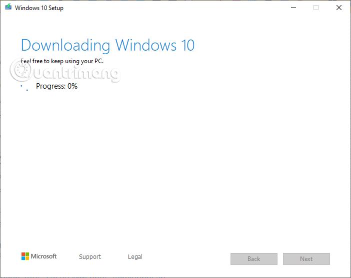 Cách cập nhật Windows 10 lên Windows 10 May 2019 (1903)