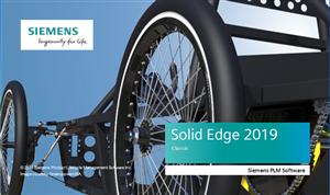 Cách cài đặt phần mềm Solid edge 2019