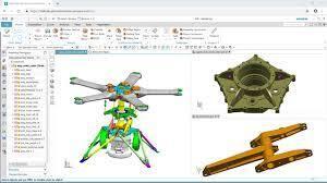 NX - Sự nổi trội về CAD/CAM/CNC