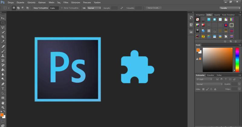 Hướng dẫn cài đặt plugin Photoshop