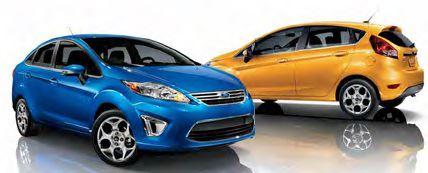 Ra mắt một chiếc Fiesta hoàn hảo: Ford Motor Company