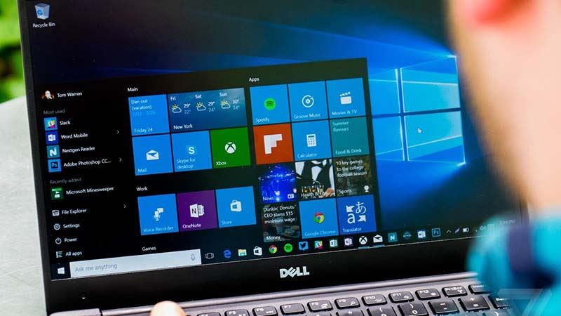 So sánh các phiên bản Windows 10 Home, Pro, Enterprise, Education