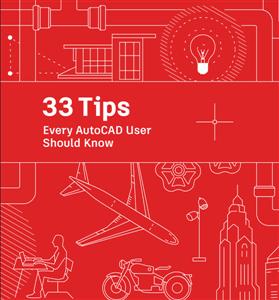 33 Tips dùng cho phần mềm AutoCAD