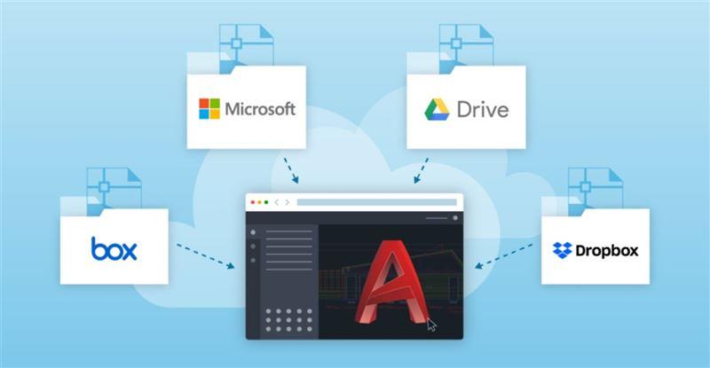 AutoCAD Web và Mobile App -Truy Cập Mở Rộng Miễn Phí