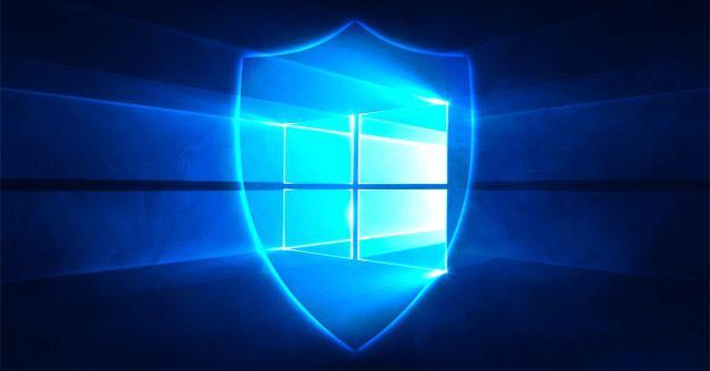 Tìm hiểu trung tâm bảo vệ Windows Security sẵn có trên Windows 10