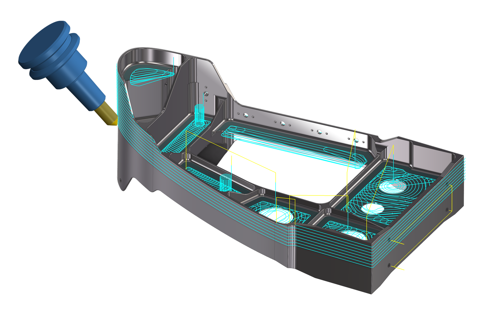 MASTERCAM FOR SOLIDWORKS - MILL 3D