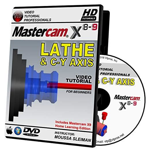 MASTERCAM FOR SOLIDWORKS - LATHE
