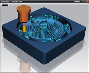 NX CAM 5-AXIS MILLING ADD-ON