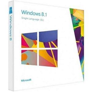 Win SL 8.1 32-Bit Eng Intl 1pk DSP OEI Region - EM DVD (4HR-00220)