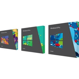 Windows 8 Pro Upgrade 32/x64-bit License ENG 1PK