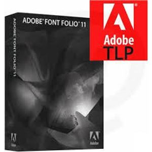 Adobe Font Folio (1User/ vĩnh viễn)