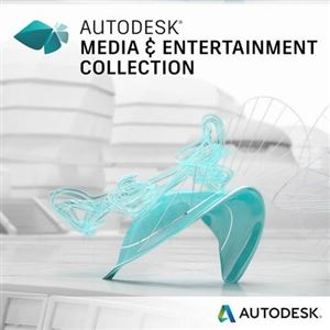 Autodesk Media & Entertaiment Collection