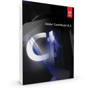 Adobe Contribute 6.5 1User/ vĩnh viễn