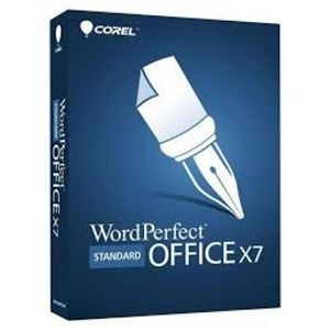 Corel WordPerfect Office X7 – Professional Edition