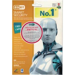 ESET Smart Security 1User/ Year