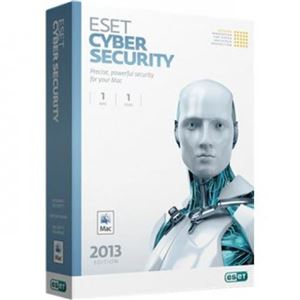 ESET Cyber Security 1Mac/1Year