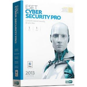 ESET Cyber Security Pro 1Mac/ 1Year