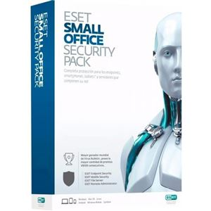 ESET Small Office Security Pack- 10U1Y