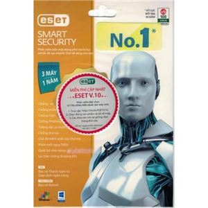 ESET Smart Security 3PC1Y