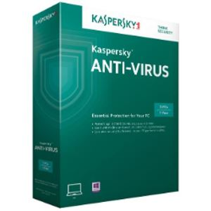 Kaspersky AntiVirus 2017 1PC