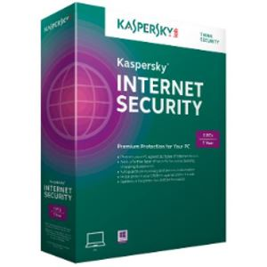 Kaspersky Internet Security 2017 1PC