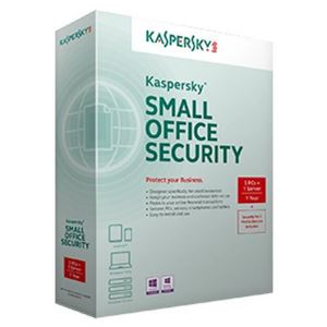 Kaspersky Small Office Security-KSOS 10PC+1FSrv