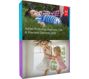Photoshop Elements & Adobe Premiere Elements (Perpetual)