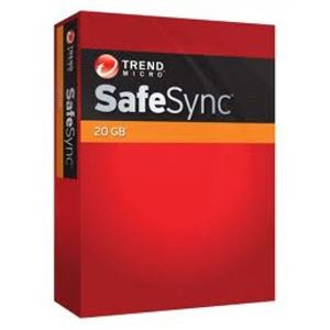 Trend Micro SafeSync 20GB/1Year