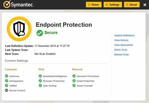 Symantec Endpoint Protection (Subcription)