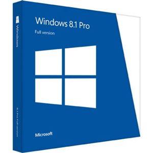 [OEM] Win Pro 8.1 64Bit Eng Intl 1pk DSP OEI DVD (FQC - 06949)
