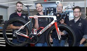 Nhà sản xuất xe đạp dựa vào Mastercam để đưa nguyên mẫu vào sản xuất