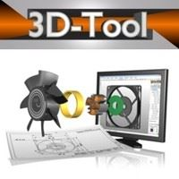 3D-TOOL - Phần mềm hỗ trợ xem file 3D NX, Solidwork, SoliEdge, Inventor...