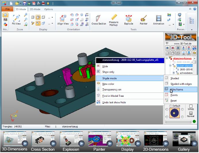 3D-Tool software