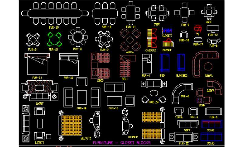 Khái niệm cơ bản về khối: Cách tạo khối trong AutoCAD và các mẹo về khối khác