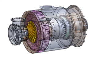 NX Mach 3 Product Design