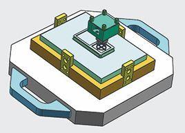 Solid Edge Electrode Design
