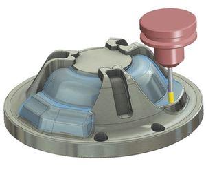 Mastercam Mill 3D