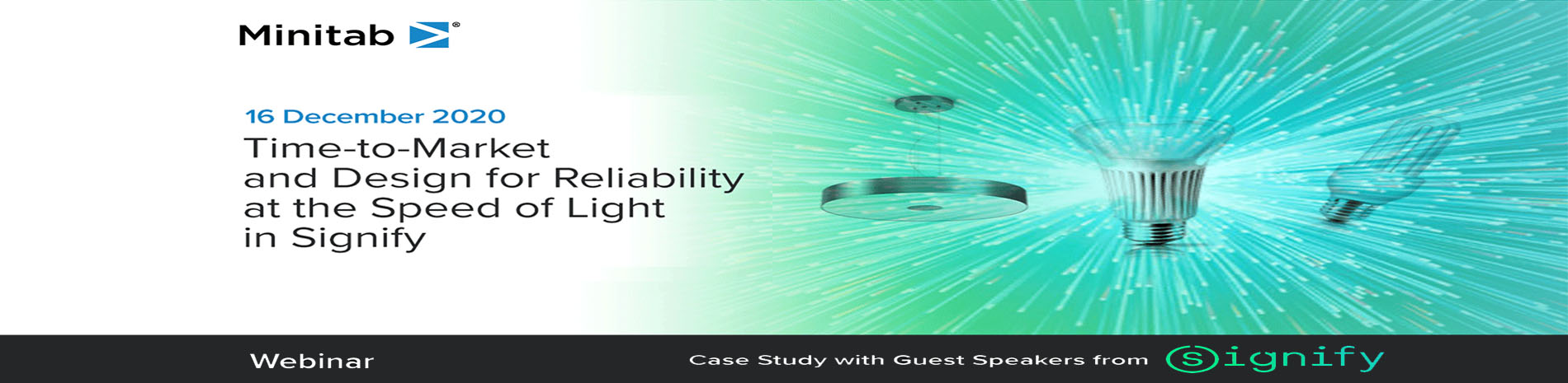 Time-to-Market and Design for Reliability at the Speed of Light in Signify: Case Study